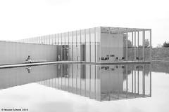 Langen Foundation (wouterschenk) Tags: architecture germany deutschland kultur architektur nrw nordrheinwestfalen architectuur tadaoando neuss raketenstation cultuur inselhombroich kultura architektura langenfoundation duitslan wouterschenk