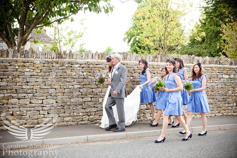 Cirencester Wedding Photographer walk 9
