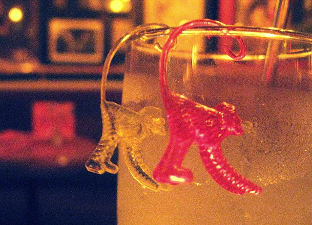 Cocktail monkeys by Caroline on Crack