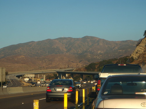 traffic flows