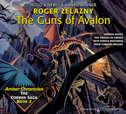 Corwin Of Amber. Amber Corwin|The Guns of Avalon by Roger Zelazny The Guns of Avalon by Roger Zelazny
