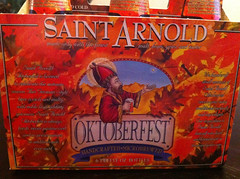 Saint Arnold Oktoberfest Carton