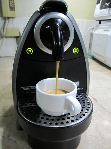 nespresso love