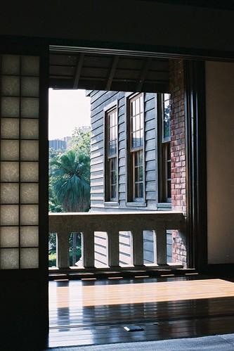 Peitou (Hot Spring) Museum, Taipei, Taiwan.