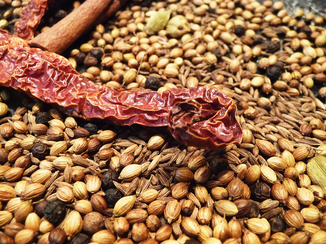 chhole spice mix