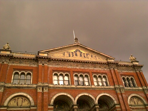 V&A, summer is over