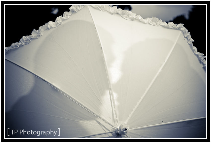 day 226 - behind the umbrella