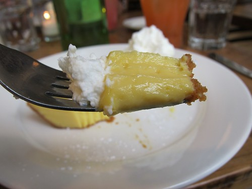 Bubby's Key Lime Pie