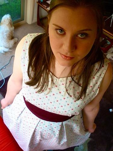 20100815 Penelope Dress