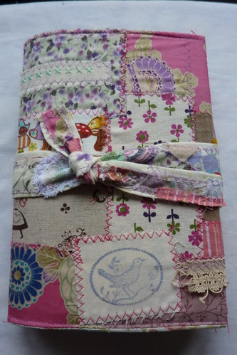 Journal 2 - back view and closure