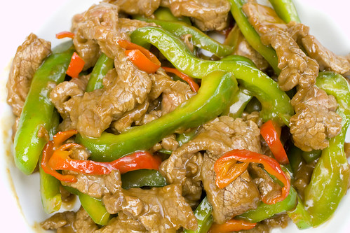 Beef and Peppers 5