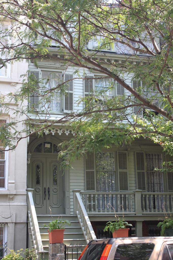 17 East 128th Street House