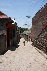 Zhangbi, China (sensaos) Tags: china city castle heritage phoenix architecture town ancient asia village dragon 10 top military conservation tunnel center zhen national charming shanxi which province unit azie azië cun jiexiu longfeng zhangbi