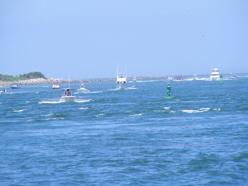 Inlet Rush Hour