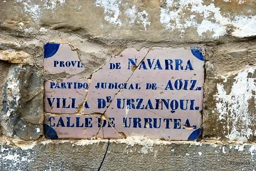 Urzainqui, Valle de Roncal, Navarra by Rufino Lasaosa
