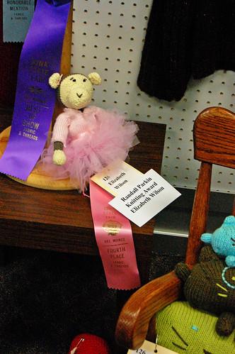 Iowa State Fair 2010 - Knitting - Knit Monkey