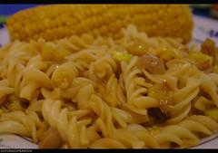 Pasta con championes y calabacn + mazorca de maz. (SoyunaSupernova) Tags: food vegan corn comida pasta vegetarian maiz corncob veganfood vegetariano vegano vegetarianfood veganismo vegetarianismo comidavegetariana comidavegana pastavegetariana veganpasta vegetarianpasta mazorcademaiz pastavegana