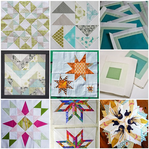 favourites: quilt blocks