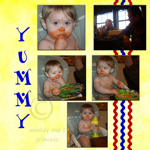 emerson first birthday page 2 wc