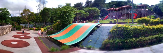 浦添の公園