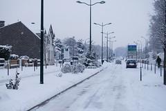 France, Pas-de-Calais, Stella-Plage, Boulevard Edmond Labrasse