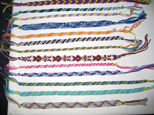 how to make friendship bracelets. friendship bracelets