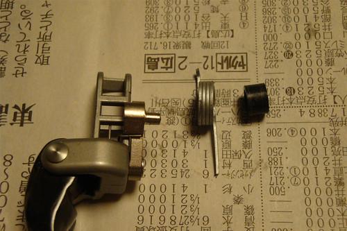 Sram Doubletap lever dismantle 23