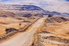 (Cesar Poblete S.) Tags: camino desierto ontheroad puntaangamos