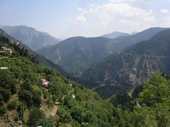 Travelling in Evritania