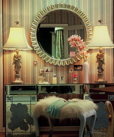 Ruthie Sommers Interiors - Vanity Table