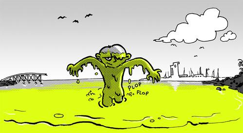Marea verde