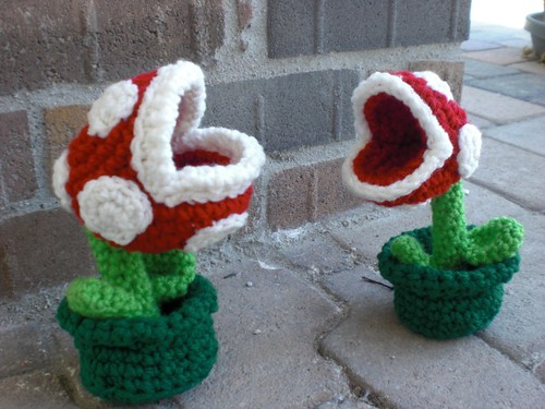 Attack of the Piranha Plants