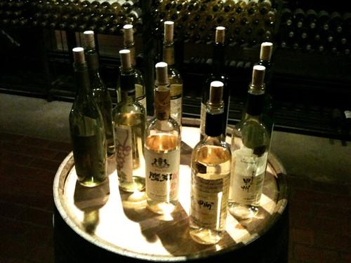 いろんな山梨ワイン