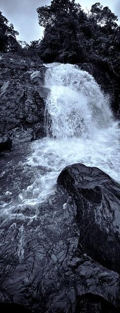 Cascada en Eureka 1