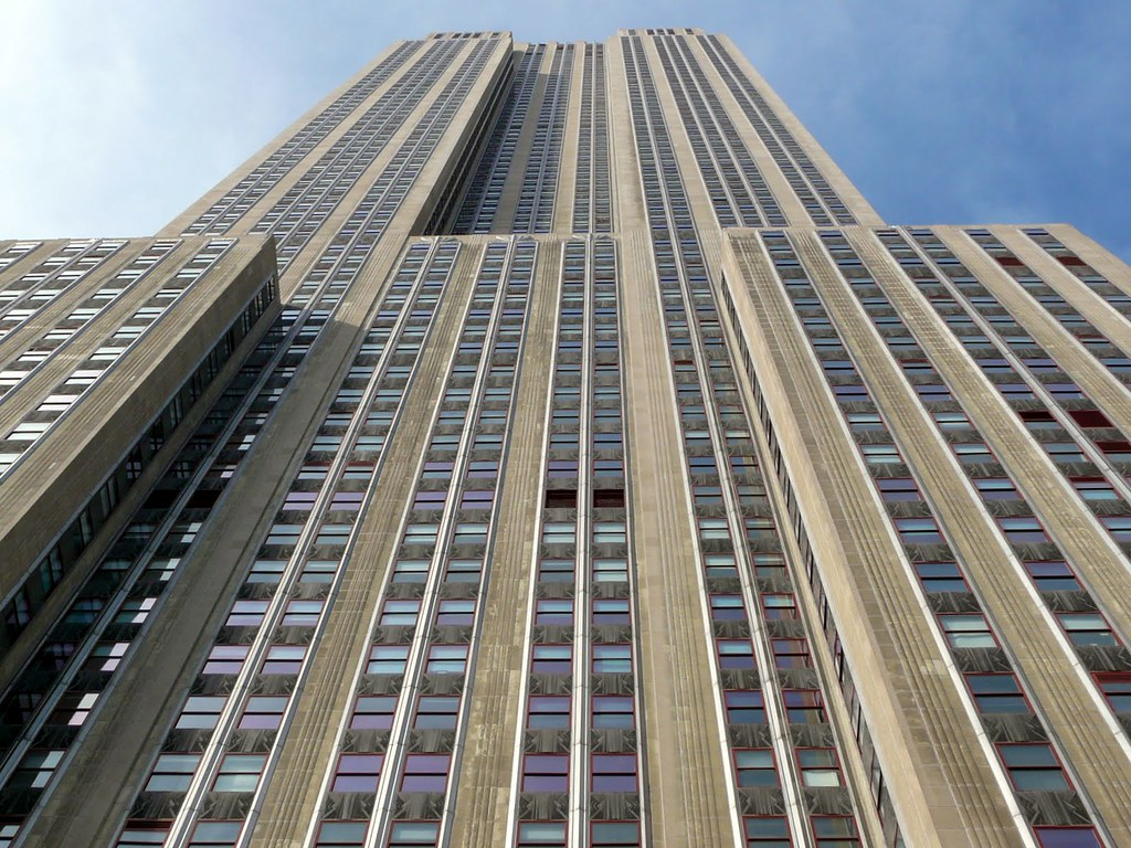 Empire State Building by Benjamin Dumas, on Flickr