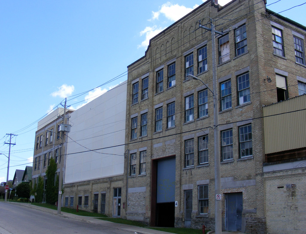 Factory Flooring Kitchener The Renaissance Of Downtown Kitchener Urbantoronto