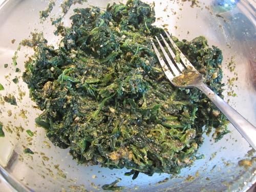 Pesto mix