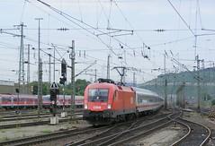 1016 009-1 (Daniel Wirtz) Tags: ic taurus wrzburg bb intercity 1016 knigssee 2083 ic2083