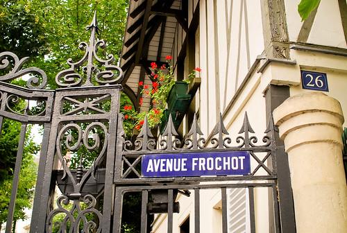 Avenue Frochot