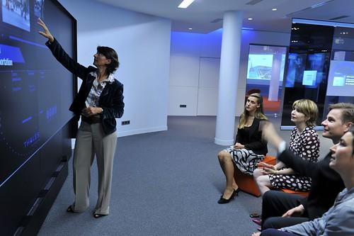 Photo diaporama - Espace de conférence