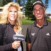 Deena Jackson, Corey Pavin, Jeld-Wen Tradition 2010,Crosswater Resort , Sunriver, Oregon
