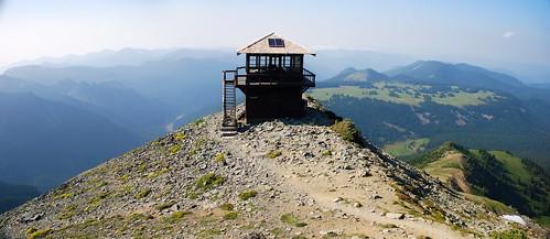 Mount Fremont Lookout, Mount Rainier National Park, WA