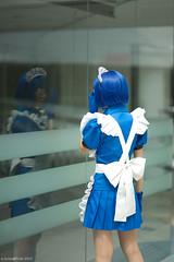 DSC09322 Ryomou Shimei (e-jump) Tags: cosplay malaysia ikkitousen ryomoushimei