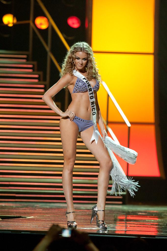 Miss Universo bikini Puerto Rico Mariana Vicente