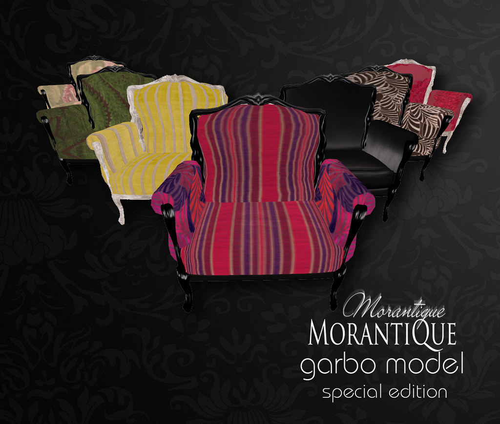 Morantique Garbo out now.