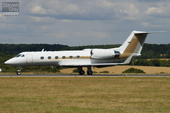 N17JK - 1235 - Private - Gulfsteam IV SP - Luton - 100805 - Steven Gray - IMG_1181