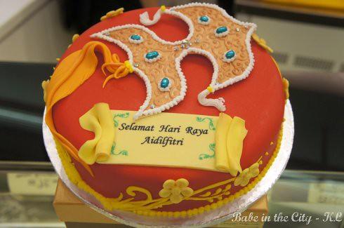 Raya Cake