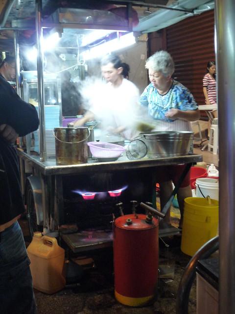 Wonton Mee (noodles), Penang, Malaysia