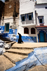 Passing Through (eliahoo) Tags: morocco chefchaouen