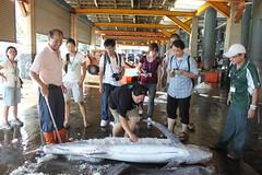 宋明燕老師解說漁民文化
